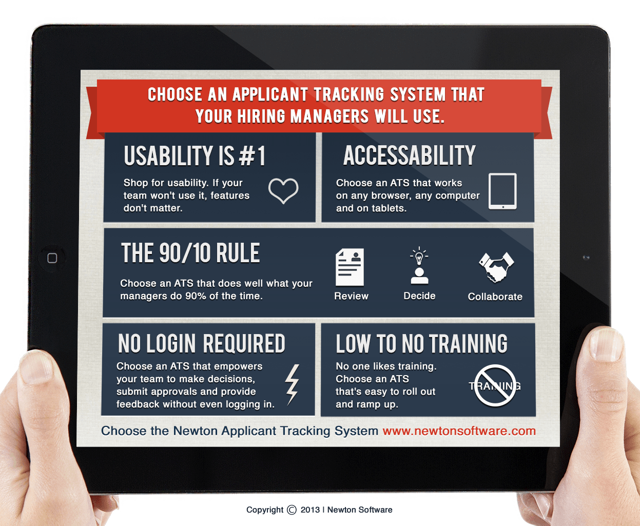 Choose an Applicant Tracking System That your Hiring Managers Will Use