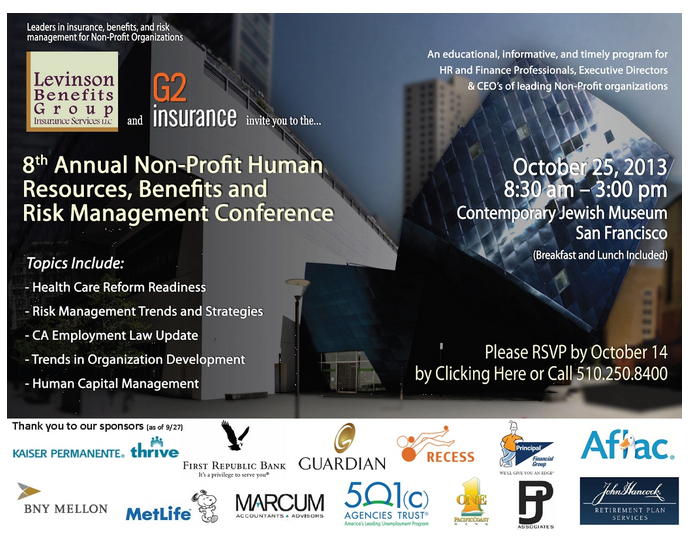 8th Annual Human Resources, Benefits and Compliance Conference