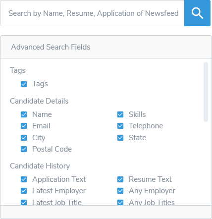 finding candidates with sourcing tools software newton software