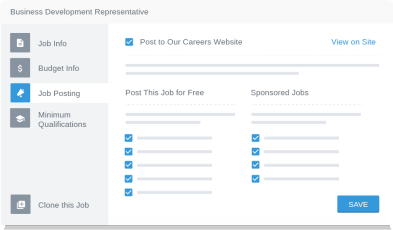 free jobs website