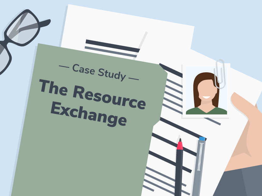 Customer Case Study: The Resource Exchange
